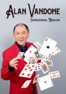 Alan Vandome, International Magician profile picture